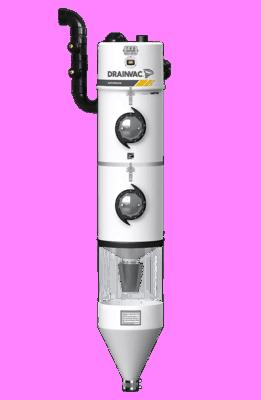 Aspiradora central comercial – Automatik 3.46 HP