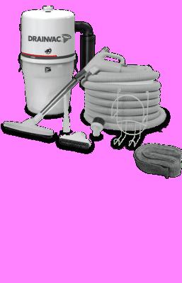 Aspiradora central S1000 – 800 AW