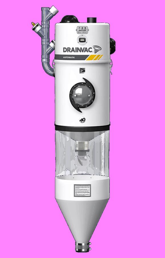 Commercial central vacuum – Automatik 3.46 HP | Commercial central vacuum – Automatik 3.46 HP
