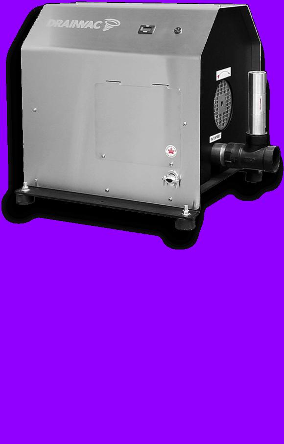 Central vauum motor – REGEN 6 HP   Central vauum motor – REGEN 6 HP