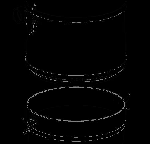 Cyclonik – 2x355 AW | Cyclonik – 2x355 AW