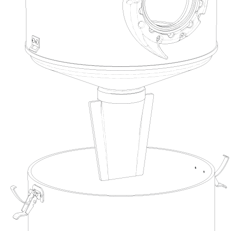 Aspiradora central portátil – ProXtrak 2.35 HP | Aspiradora central portátil – ProXtrak 2.35 HP