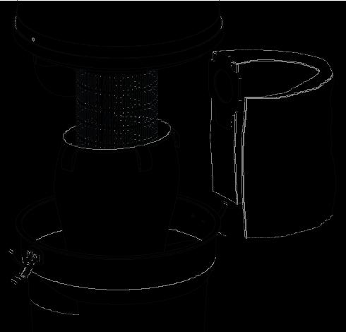 Aspiradora central Generación 2 – 2x700 AW | Aspiradora central Generación 2 – 2x700 AW