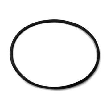 "Rubber gasket for 15"" (38 cm) dia. units"