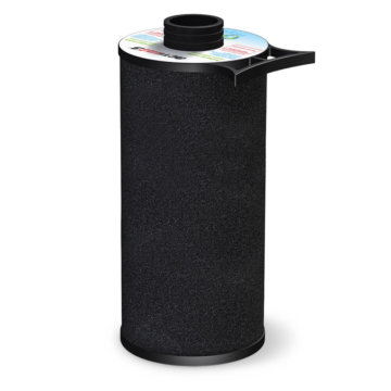 Central vacuum Activac 3 filter-muffler