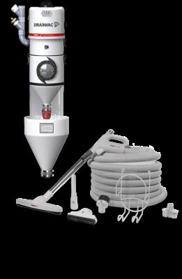 Aspirateur central Automatik – MIRA 600 AW
