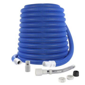 Boyau commercial pour aspirateur central : 1 1/4'' (32 mm)