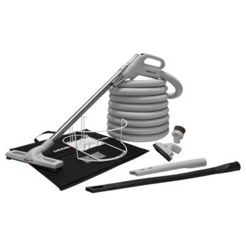 Conjunto de accesorios de lujo para aspiradora central