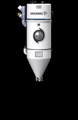 Aspirateur central Automatik – 2x355 AW