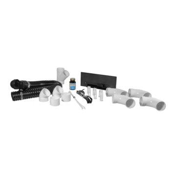 Vacpan installation kit : Black