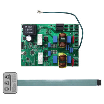 Replacement kit for 240V NA Automatik circuit