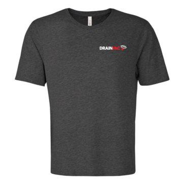 Camiseta gris ceniza - hombre