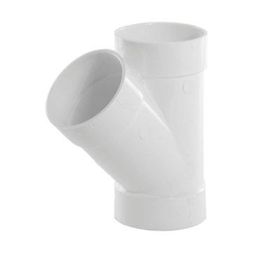 Tubo de PVC : Y 45°