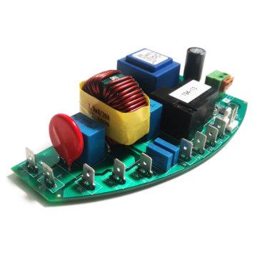 Circuito para 1 o 2 motores (120V/240V)