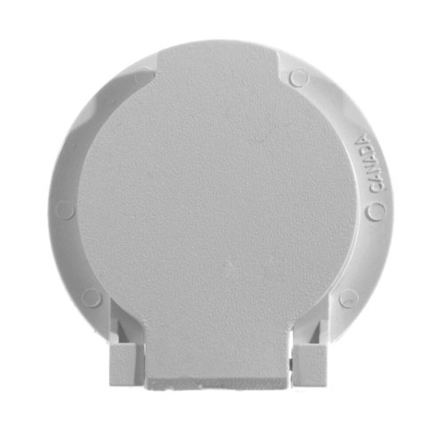 Central vacuum PVC utility inlet | Central vacuum PVC utility inlet