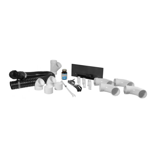 Vacpan installation kit : Black | Vacpan installation kit : Black