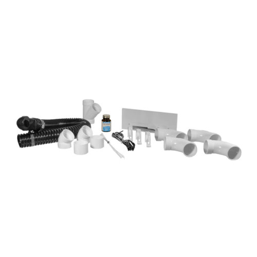 Vacpan installation kit : White | Vacpan installation kit : White