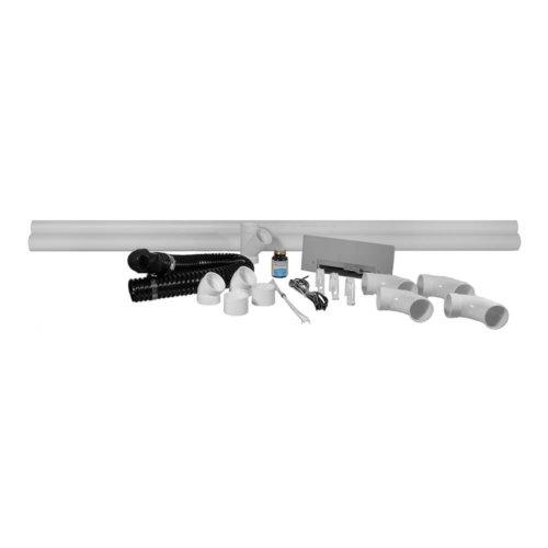Vacpan installation kit : Silver | Vacpan installation kit : Silver