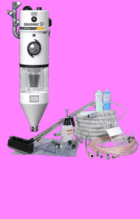 Commercial Central Vacuum – Automatik 3.9 HP | Commercial Central Vacuum – Automatik 3.9 HP