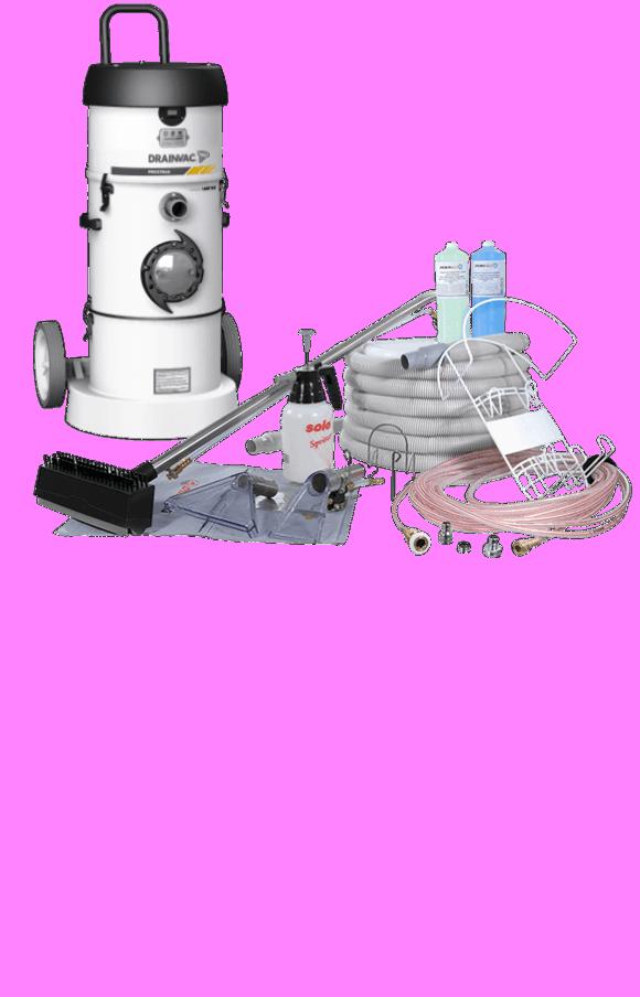 Portable Vacuum - ProXtrak 3.88 HP | ProXtrak – 3.88 HP