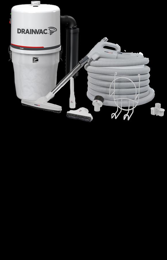 Aspiradora central S1000 – 700 AW   Aspiradora central S1000 – 700 AW