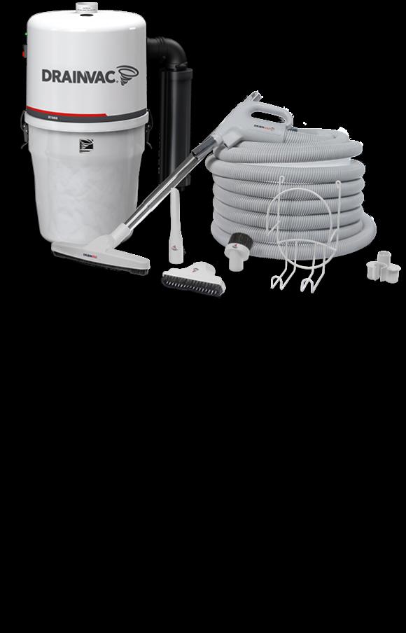 Aspirateur central S1000 – 800 AW | Aspirateur central S1000 – 800 AW