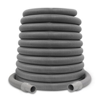 Boyau commercial pour aspirateur central : 1 1/2'' (38 mm)