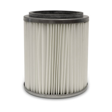 Filtro de cartucho pequeño para aspiradora central