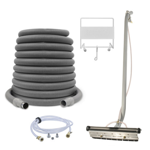 Central vacuum industrial cleaning kit | Central vacuum industrial cleaning kit