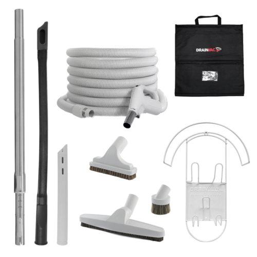 Central vacuum accessory kit - Premium | Central vacuum accessory kit - Premium